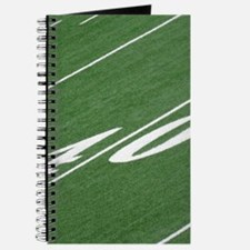 40 Yard Line Journal