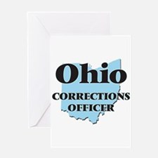Ohio Corrections Officer Greeting Cards