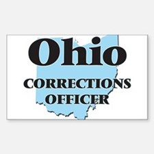 Ohio Corrections Officer Decal