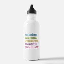 Amazing Publicist Water Bottle