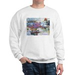 STARBUCKS Pike St Market SEATTLE Sweatshirt