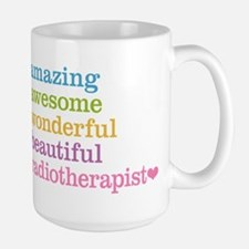 Amazing Radiotherapist Mugs