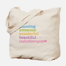 Amazing Radiotherapist Tote Bag