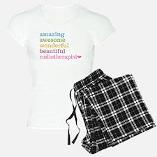 Amazing Radiotherapist Pajamas
