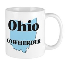 Ohio Cowherder Mugs