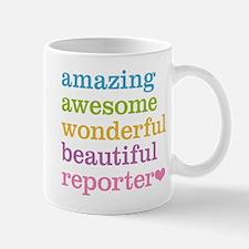 Amazing Reporter Mugs