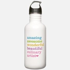 Amazing Culinary Artis Water Bottle