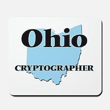 Ohio Cryptographer Mousepad
