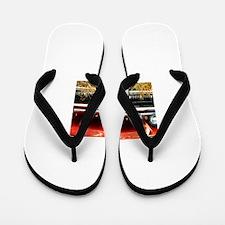 Made in America Hot Rod series. Flip Flops