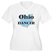 Ohio Dancer Plus Size T-Shirt