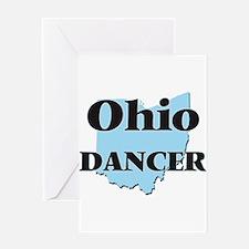 Ohio Dancer Greeting Cards