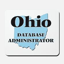 Ohio Database Administrator Mousepad