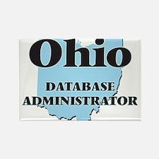 Ohio Database Administrator Magnets