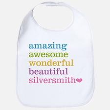 Amazing Silversmith Bib