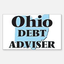 Ohio Debt Adviser Decal