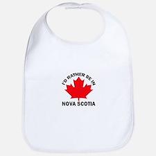 I'd Rather Be in Nova Scotia Bib