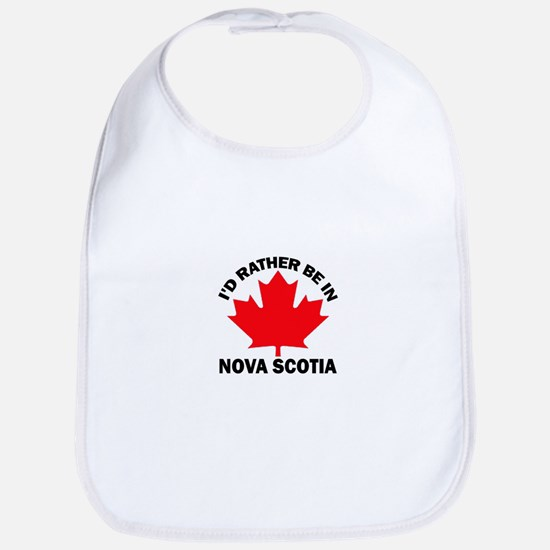 I'd Rather Be in Nova Scotia Bib
