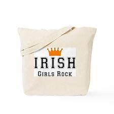 Irish Girls Rock Tote Bag