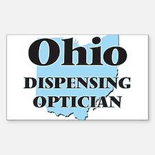 Ohio Dispensing Optician Decal