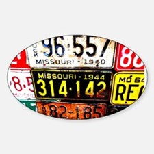 Show me State. Decal