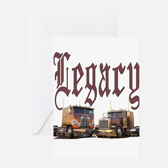 Legacy Greeting Card