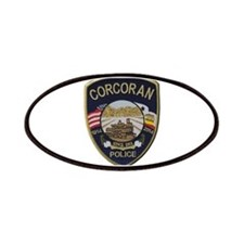 Corcoran Police Patch