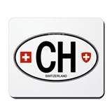Swiss Mouse Pads