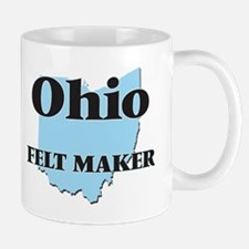 Ohio Felt Maker Mugs