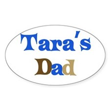 Cute Daddy daughter Decal