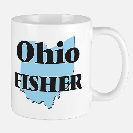 Ohio Fisher Mugs