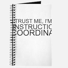 Trust Me, I'm An Instructional Coordinator Journal