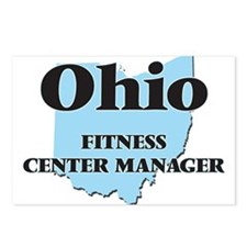 Ohio Fitness Center Manag Postcards (Package of 8)
