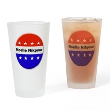 Vote Noelle Nikpour Drinking Glass
