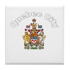 Quebec City Tile Coaster