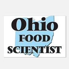 Ohio Food Scientist Postcards (Package of 8)