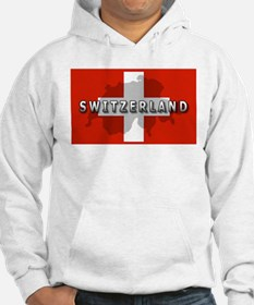 Switzerland Flag Plus Jumper Hoody