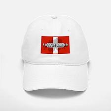 Switzerland Flag Plus Baseball Baseball Cap
