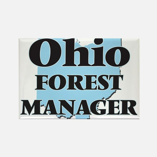 Ohio Forest Manager Magnets