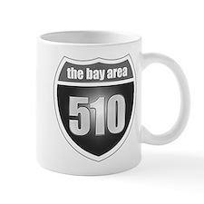 Interstate 510 Small Mug