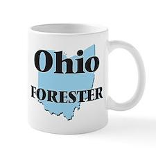 Ohio Forester Mugs