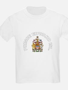 Prince Edward Island Coat of T-Shirt