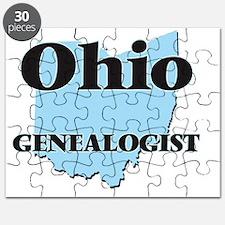 Ohio Genealogist Puzzle