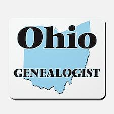 Ohio Genealogist Mousepad