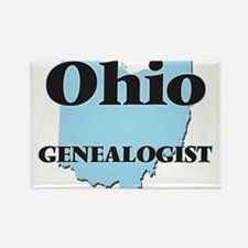 Ohio Genealogist Magnets