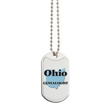 Ohio Genealogist Dog Tags