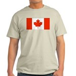 Canadian Gifts Ash Grey T-Shirt
