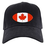 Canadian Gifts Black Cap