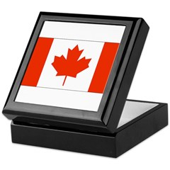 Canadian Gifts Keepsake Box