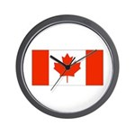 Canadian Gifts Wall Clock