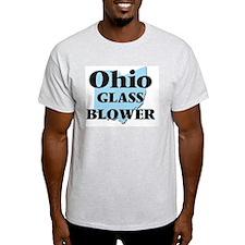 Ohio Glass Blower T-Shirt